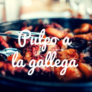 Pulpo gallega